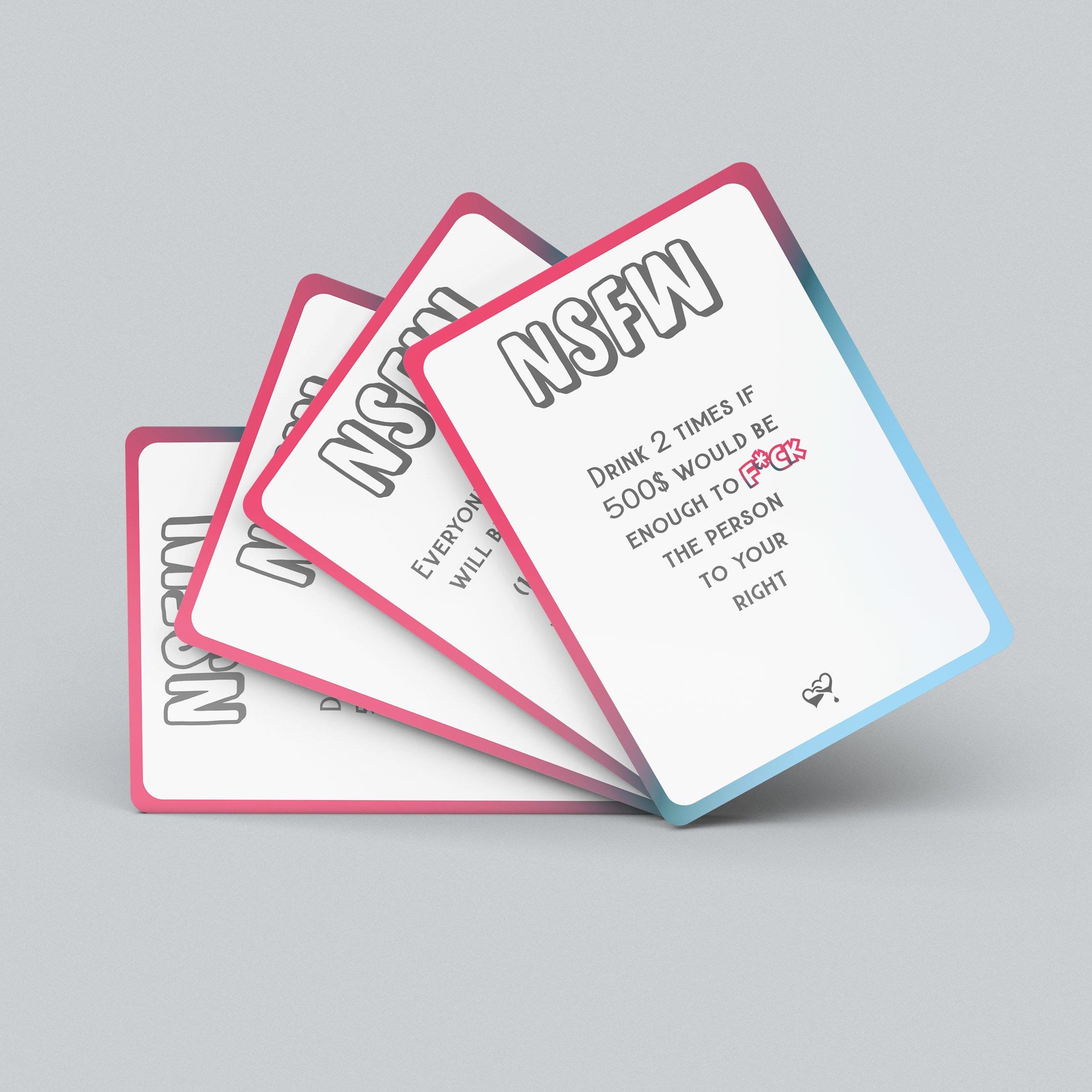 NSFW Card